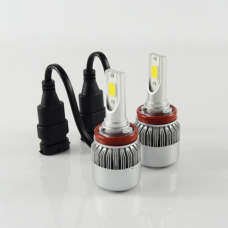C6 H8/H9/H11 36W 3800lm High Power LED Headlamp