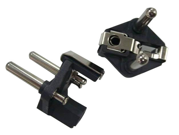 VDE Approved Plug Inserts with Hollow Pins (MA003-H-1)