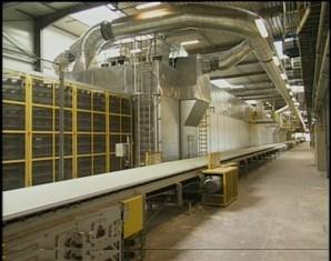 Gypsum Board Facility