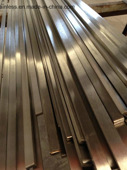 Stainless Steel Cold Draw Flat Bar 316L