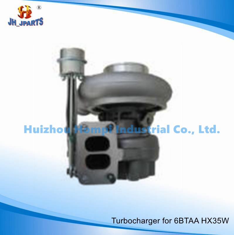 Turbocharger for Cummins 6btaa Hx35W 3590104 3800397 Isx2/Hx55W
