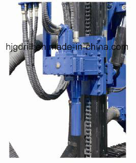 Hydraulic Open-Air Blast Hole Drilling Rig