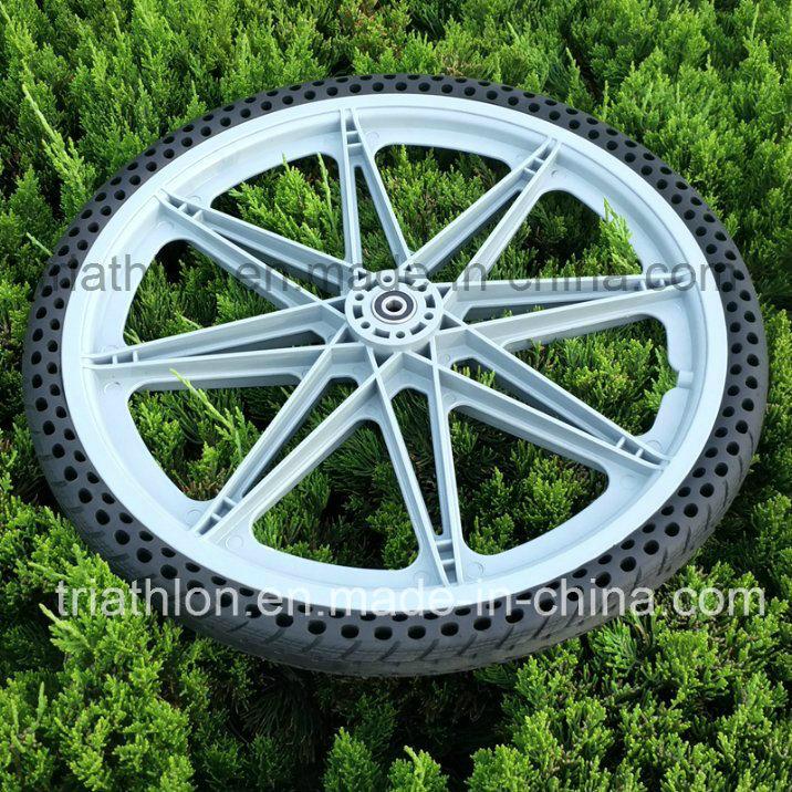 16X1.75 20X1.75 20X2 TPE PU Flat Free Tire