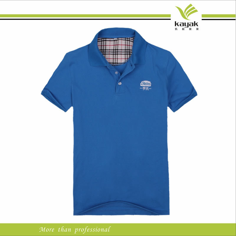 China Cheap Wholesale Brand Advertises Polo Shirt For