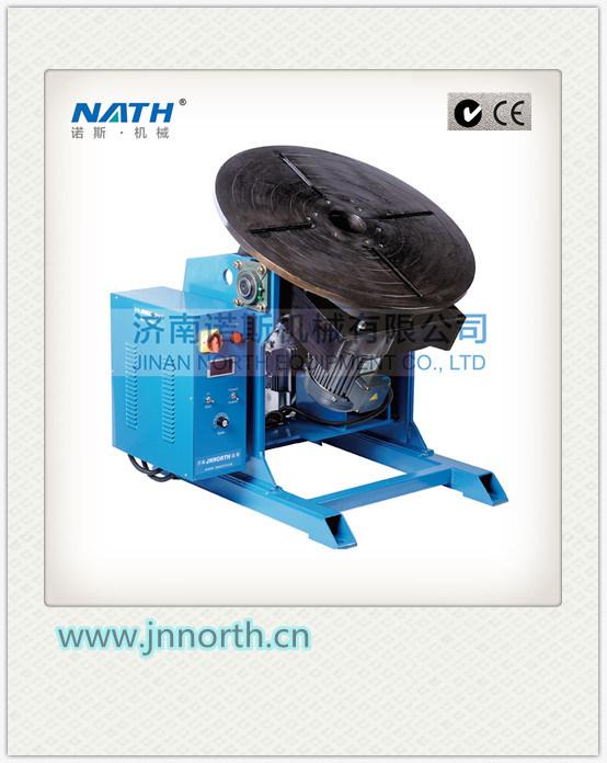 600 Kg Welding Positioner