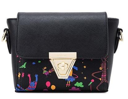 High Quality Handbags Fashion Designer Small Lady Bag (LDO-01616)
