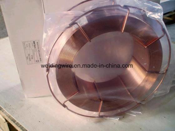 Welding Consumable Welding Wrie (AWS A5.18 ER70S-6)