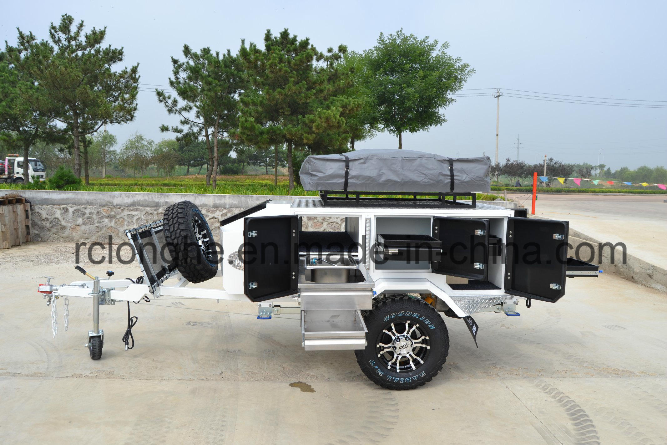 4X4 Mini off Road Camper Trailer