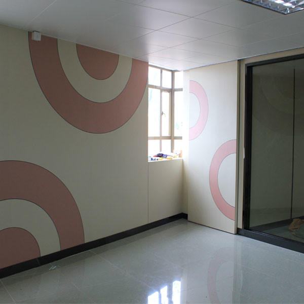 Vinyl Wall Protection with 0.8~10mm for Hospital