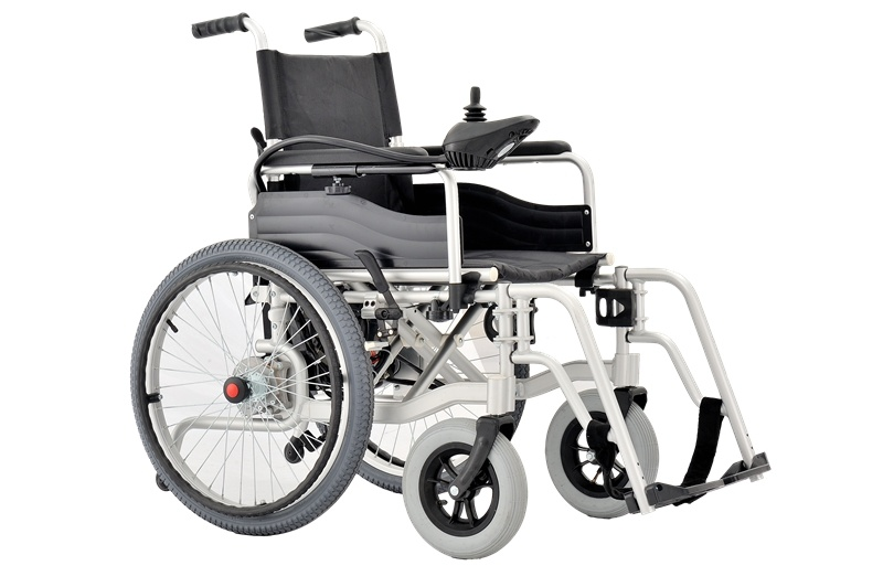 Foldable Electric Wheelchair, Power Wheelchair with CE