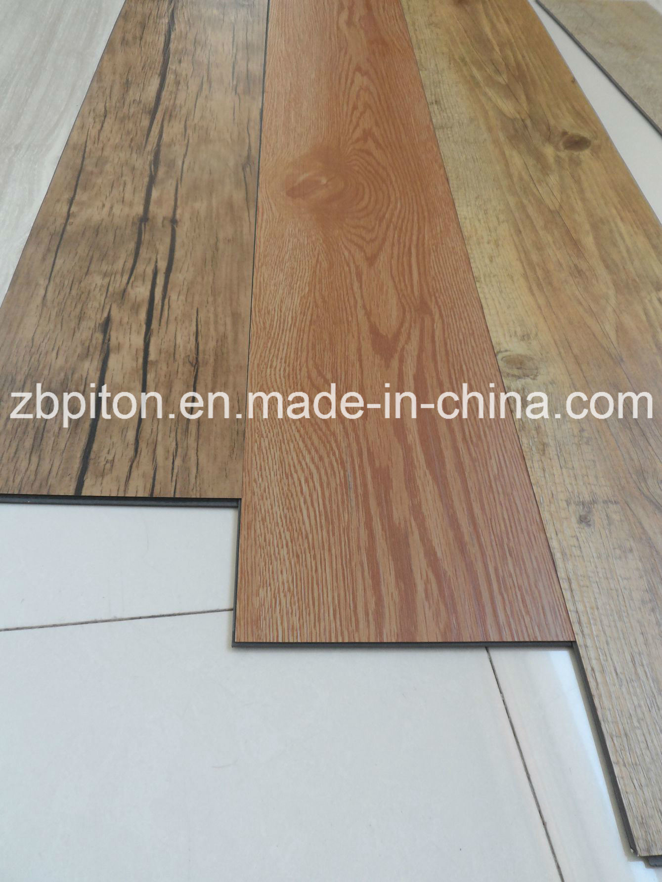 Pvc Vinyl Flooring : China unilin click pvc vinyl flooring photos pictures