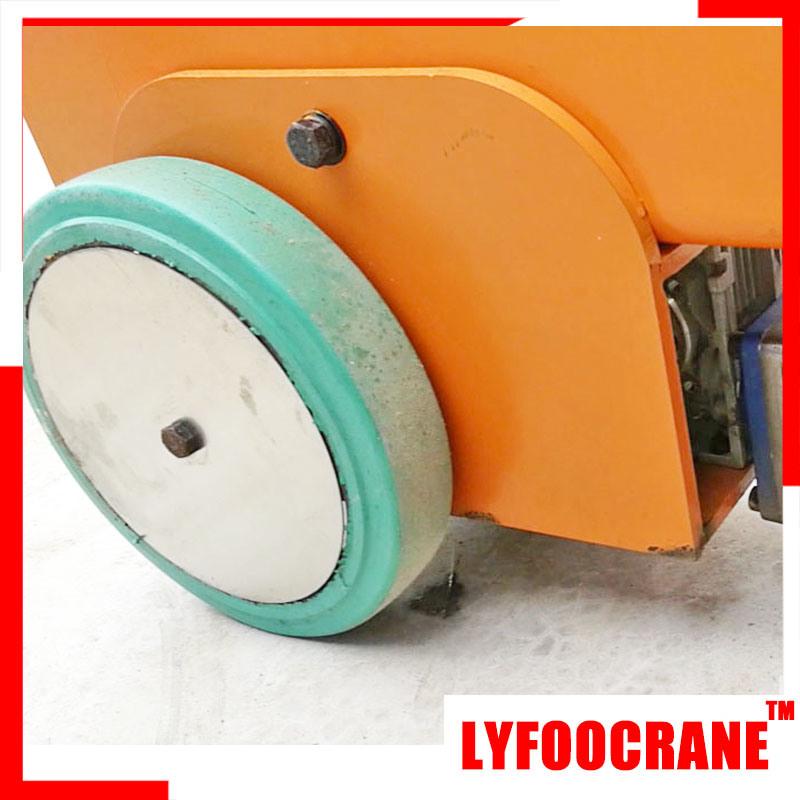 Manual Gantry Crane/Portal Crane 500kg, 1000kg, 2t, 3t, 5t, 10t
