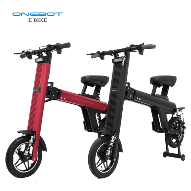 New Products Smart Electric Scooter Folding Electric Bike 2017 for Adult