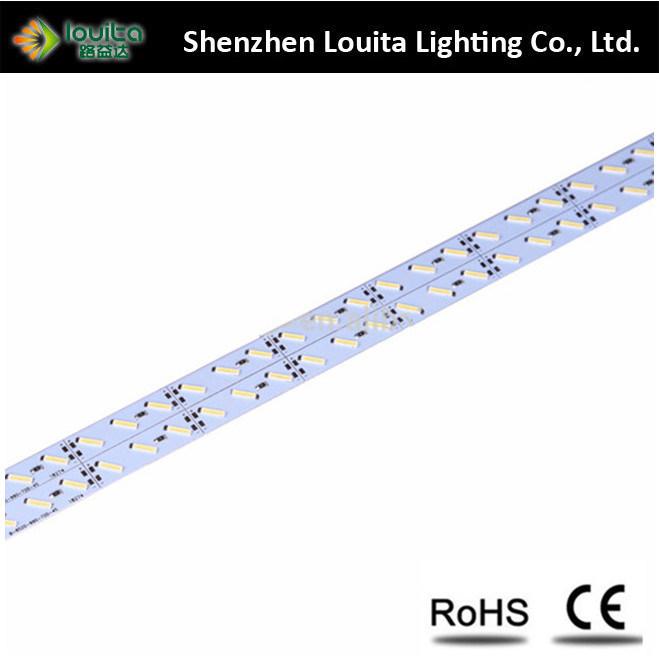 Non-Waterproof SMD8520 72LEDs LED Rigid Light Bar Strip