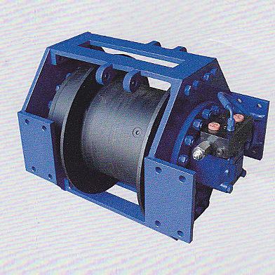 Hydraulic Drive Winch (YJP100B1)