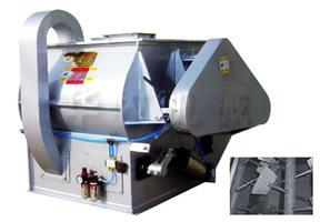 Twin-Shaft High Efficient Mixer (SLHSJ-7)