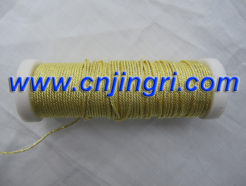 600d Pure Metallic Yarn with Cotton or Polyester or Viscose Rayon for Morocco Market