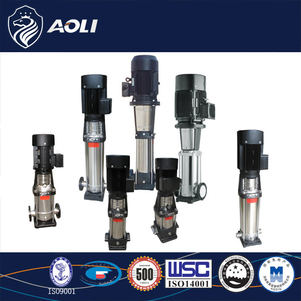 Aldt Vertical Stainless Steel Multistage Pump