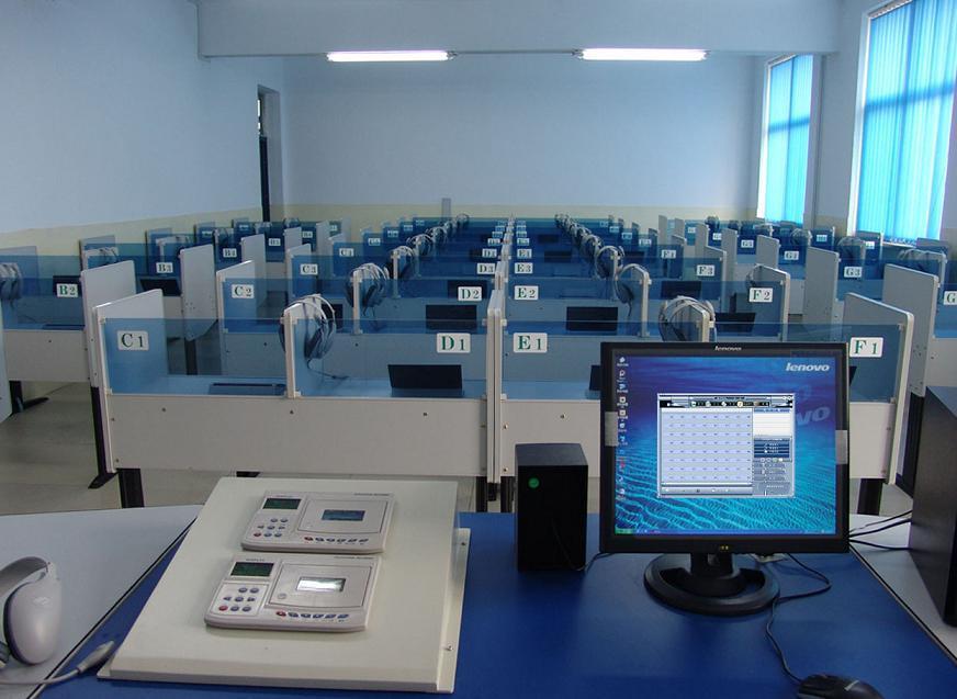 Analog Language Laboratory System (BL-2066/BL-2066A)