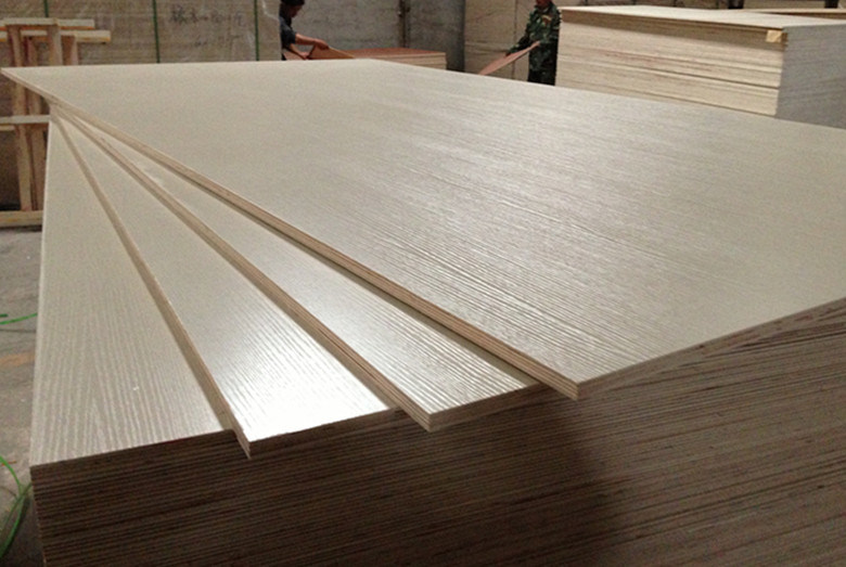AAA Grade Melamine Fancy Plywood for Decoration and Furniture