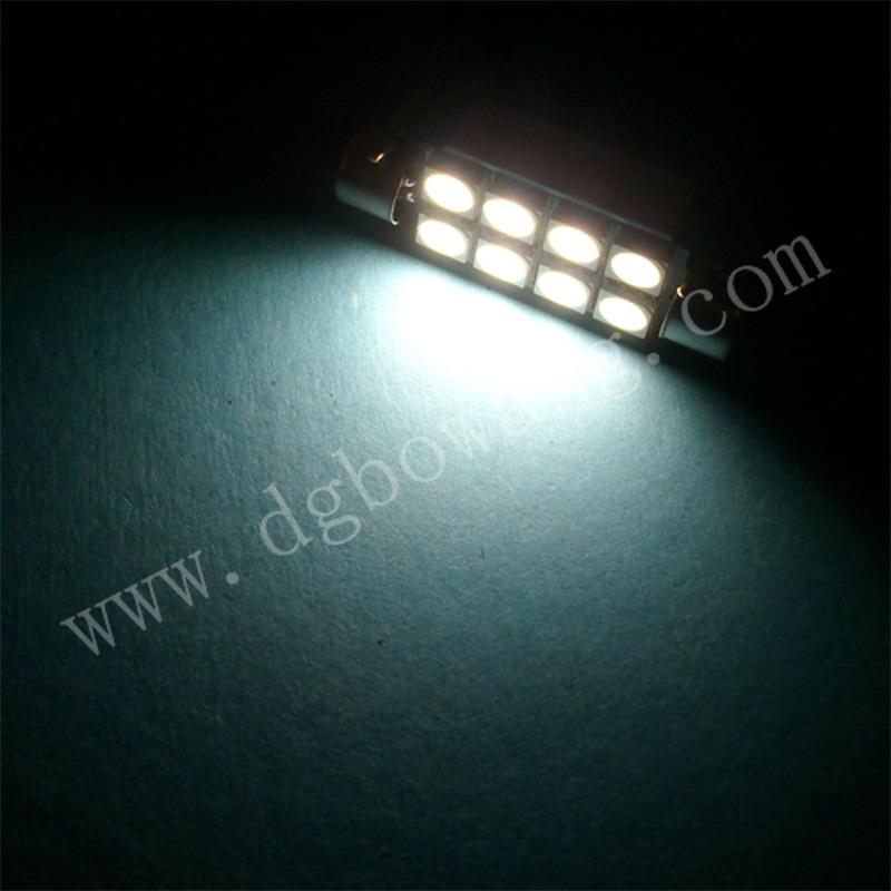 CE, RoHS Beautiful Appearance Auto Canbus LED Lamp