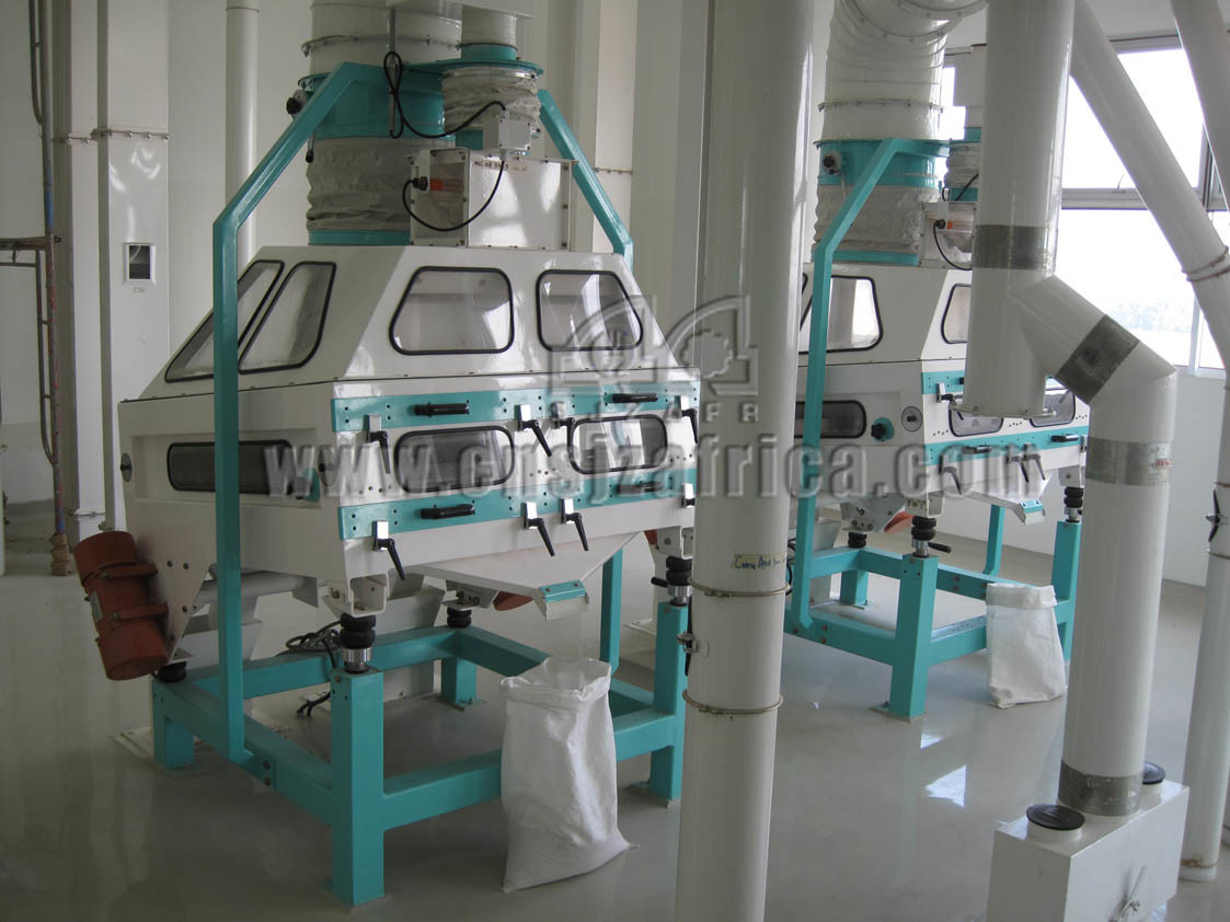 40-2400t/24h Flour Milling Machine