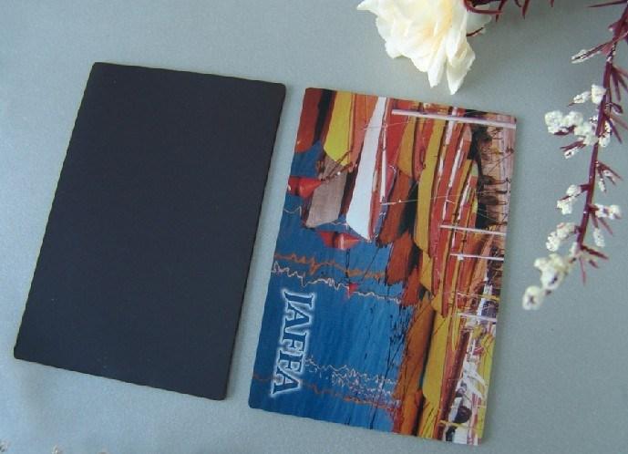 Colorful Paper Promotional Fridge Magnet