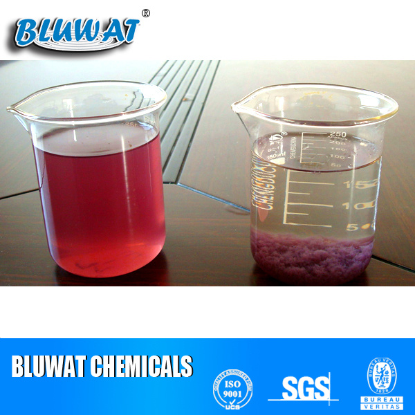 Red Color Dyes Wastewater Color Removal Chemicals