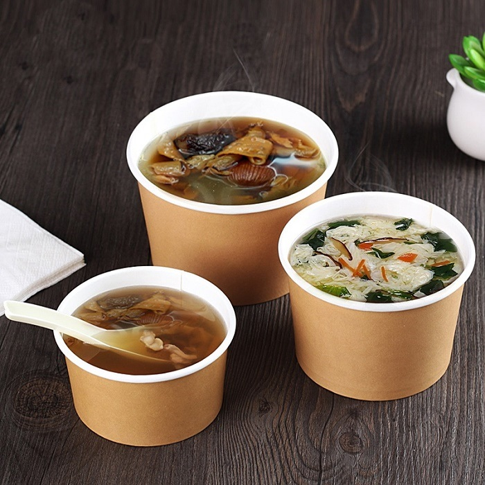 China Manufacturer Custom Design Ice Cream Paper Cup