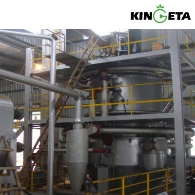 Kingeta Rice Husk Gasifier Multi-Co-Generation System