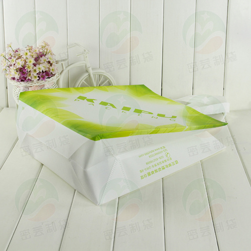 Auto-Formed 3D Non Woven Advertising Bag (MYC-033)