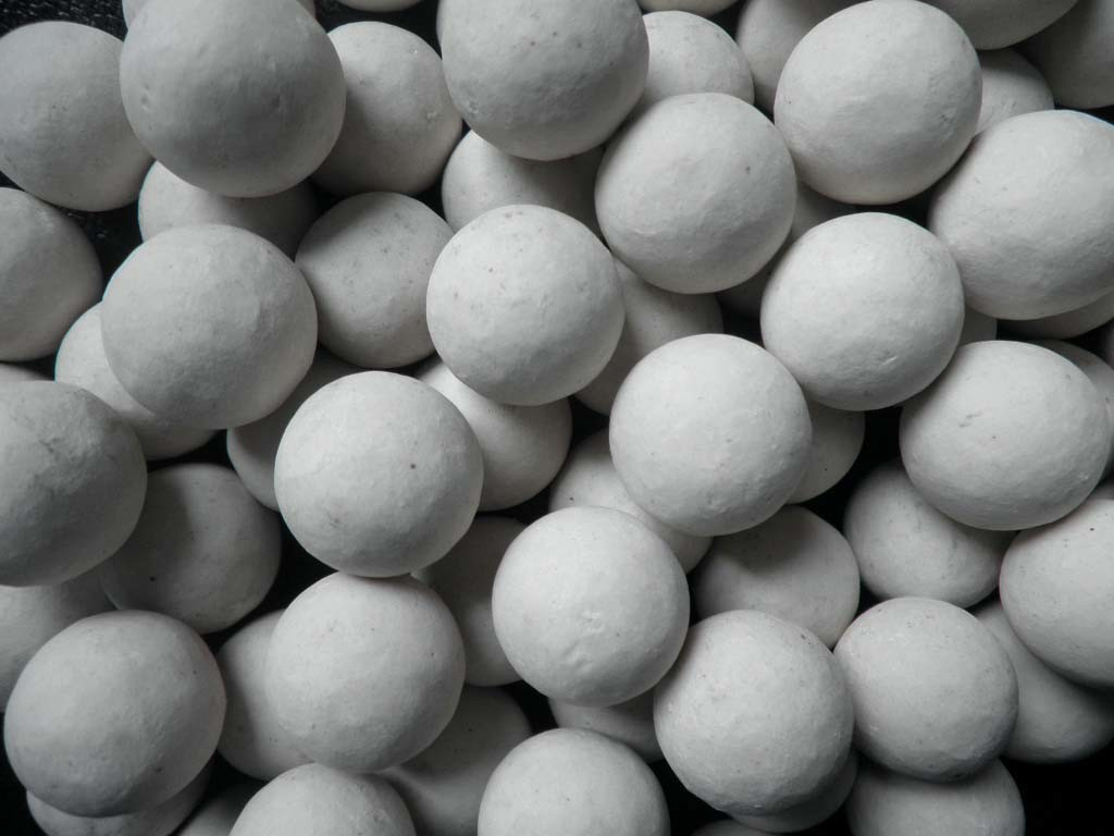 China Inert Ceramic Ball China Inert Ceramic Ball