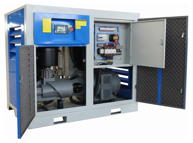 Direct Driven Rotary Screw Air Compressor