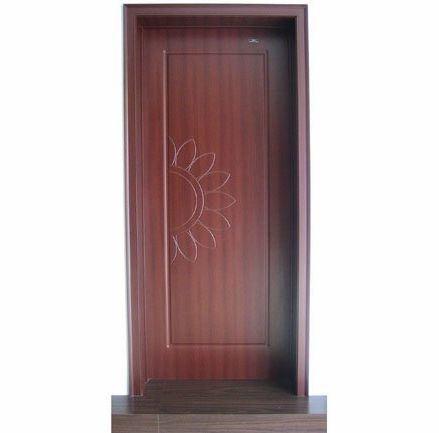 How to paint pvc door