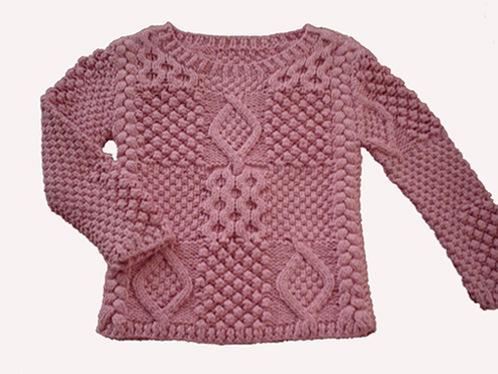 free knitting patterns baby girl sweaters knitting pattern