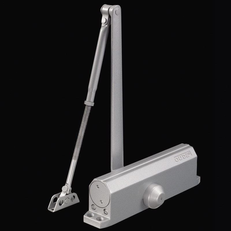 Od601-6bw Power Adjustable Range En1#~En6# Door Closer Bhma/ANSI156.4 Grade 1 Quality