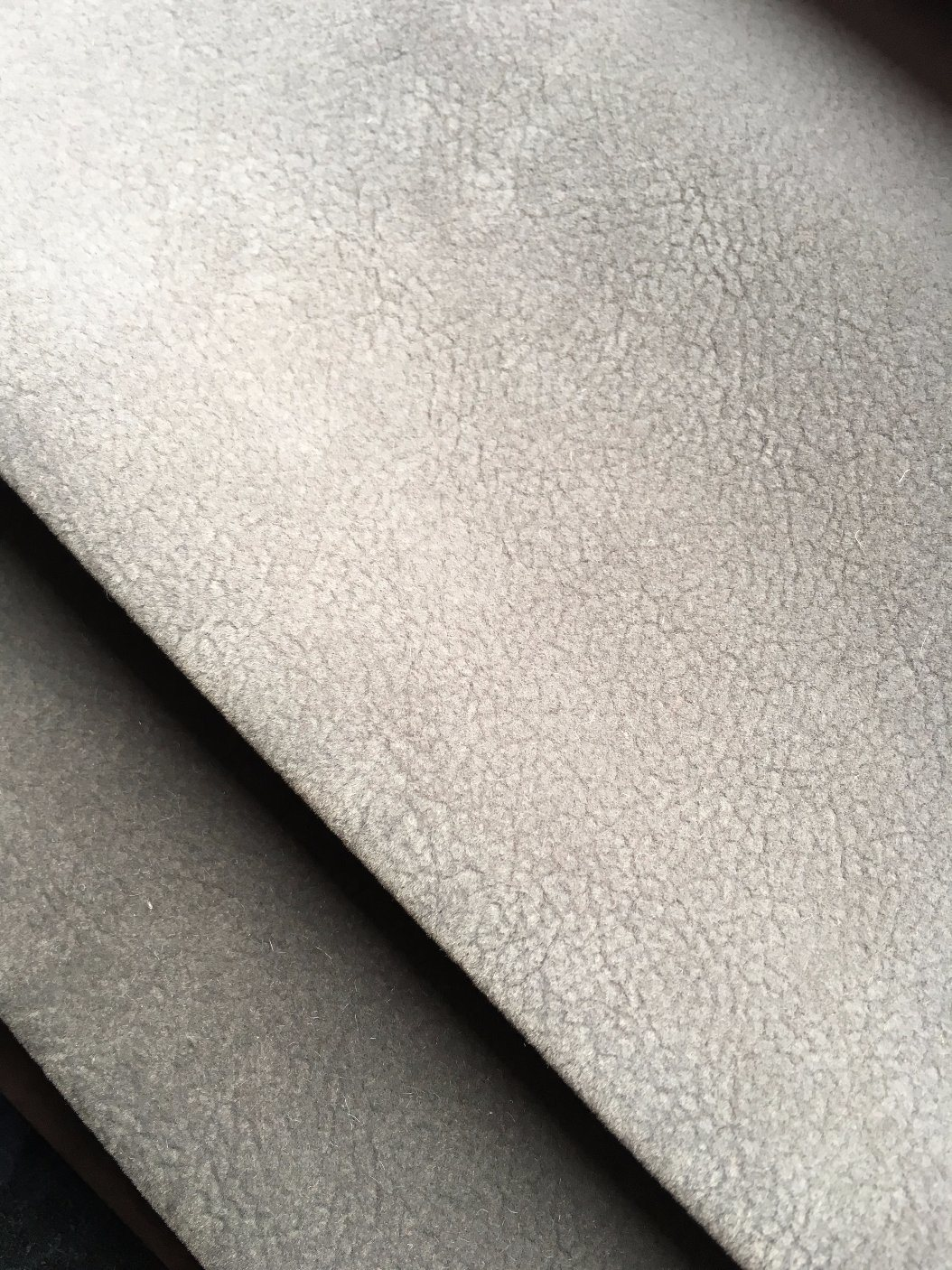 Double Flocked Fabric for Sofa with Waterproof and Easy Cleaning Afterfinish (DME)