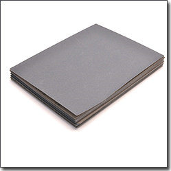 Coated Waterproof Silicon Carbide Coated Abrasives Sanding Paper