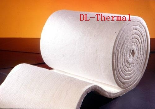 Alumina Silicate Insulation Ceramic Fiber Blanket for Boiler Insulation