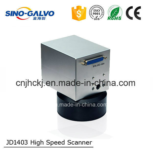 High Cost Efficient Laser Engraving Machine Part Jd1403 Laser Galvo Scanner