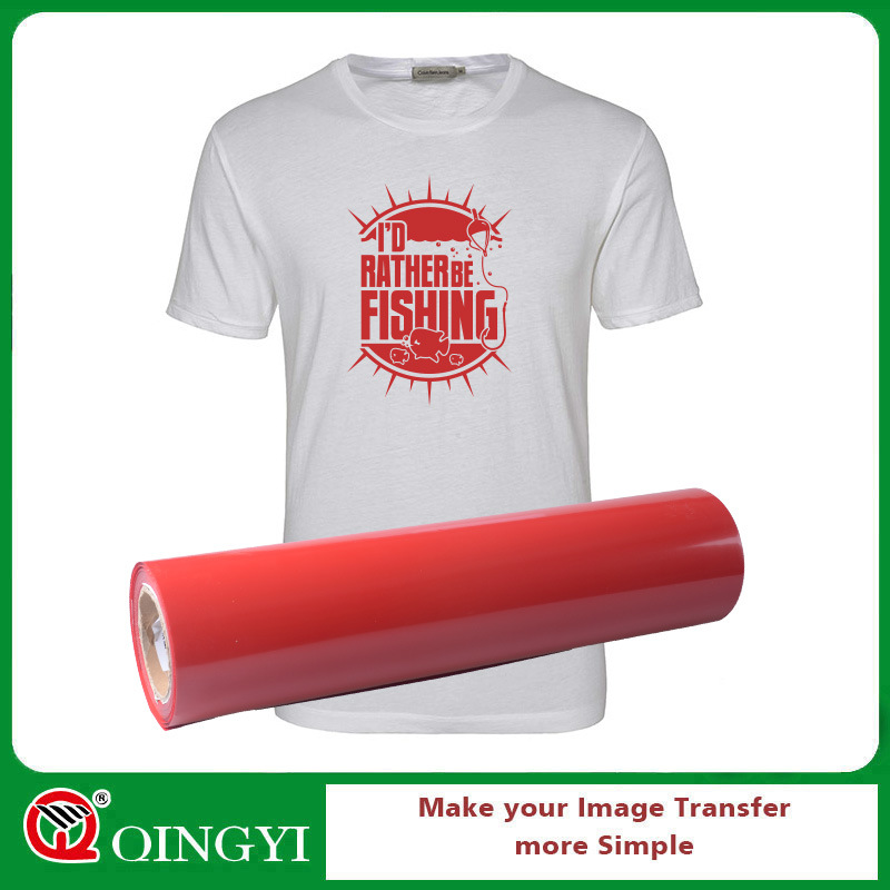 High Quality Qingyi Heat Transfer Vinyl