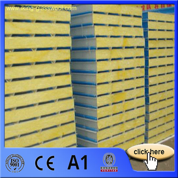 Sound Absorbing Interior Wall Materials Composite Board