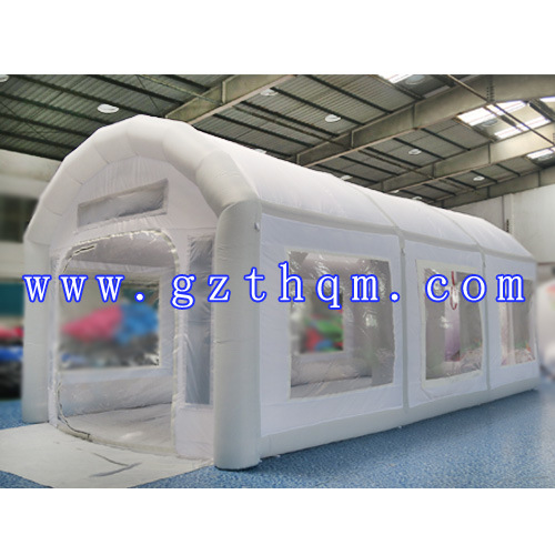 Outdoor Using Quality Inflatable Spray Booth/Inflatable Spray Paint Tent for Car