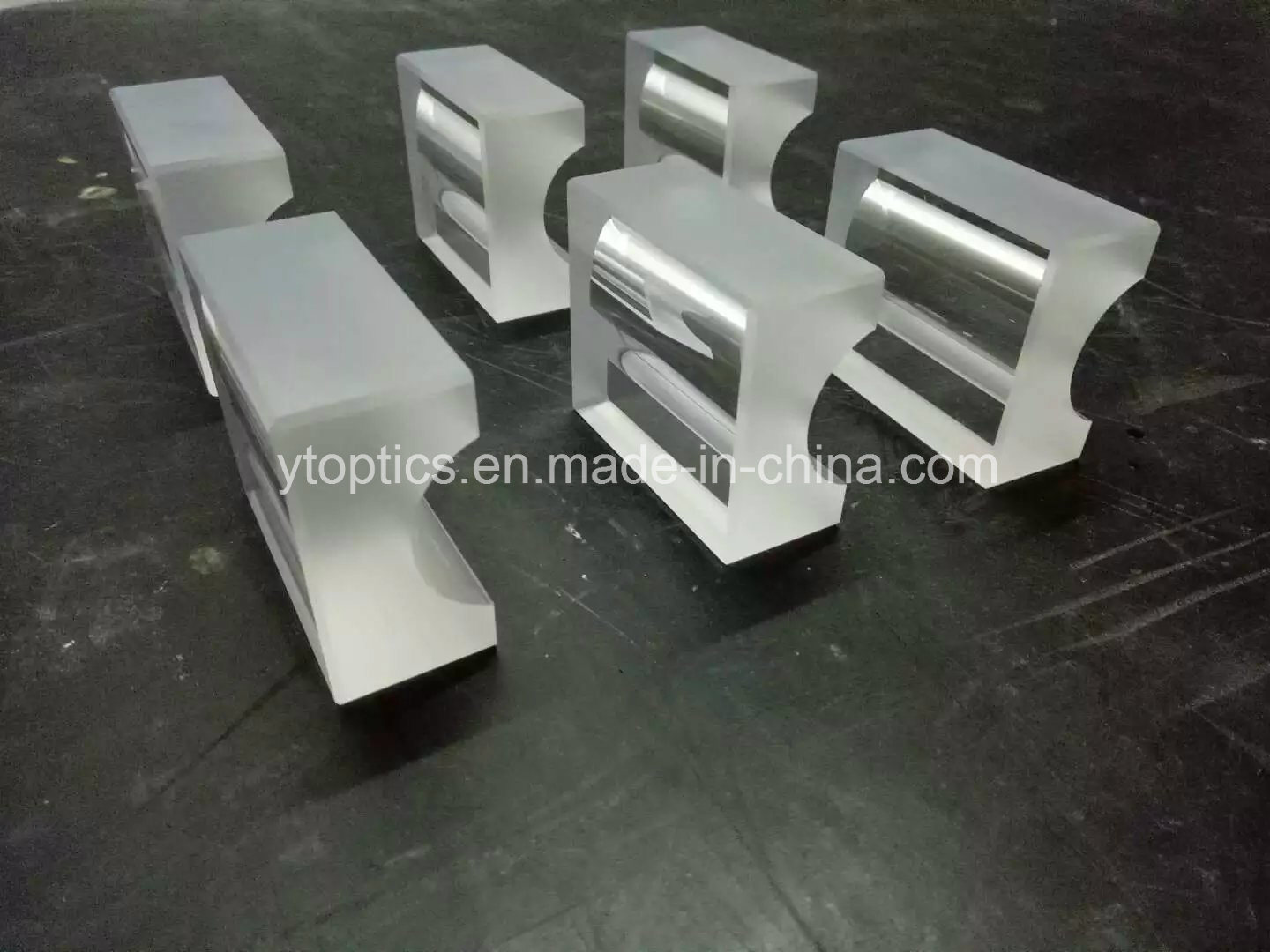 Cylindrical Lens Bk7 Lens Plano-Concave Cylindrical Lens