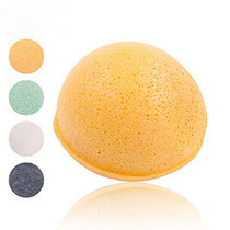 Half-Ball Konjac Sponge for Facial Cleaning Skin Care