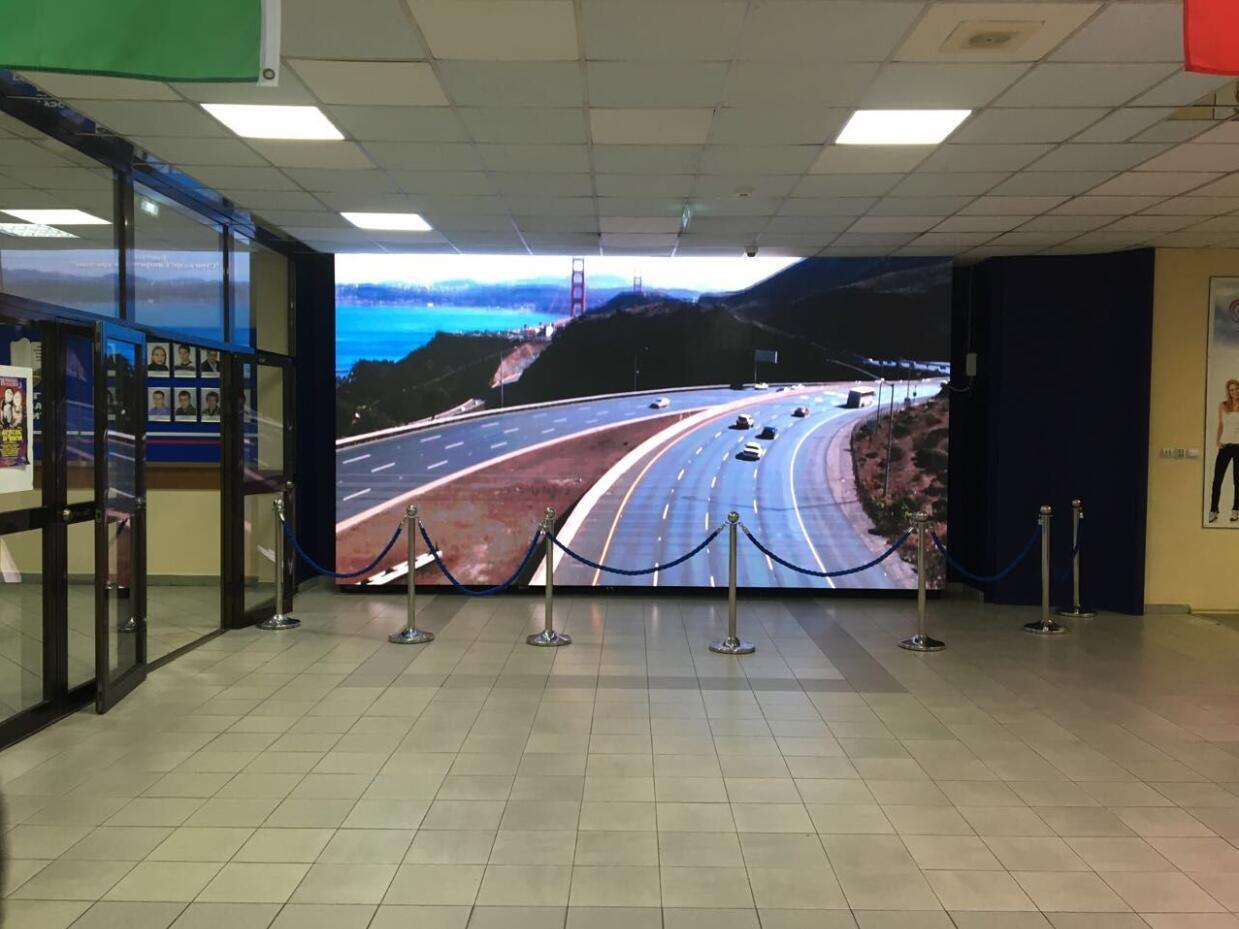 HD Large LED Screen P3 for Advertising