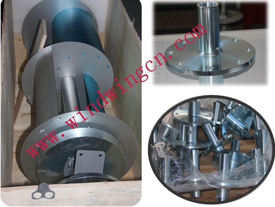 Wkv-200 Wind Turbine Generator (Wind Power Generator 200W--10KW)