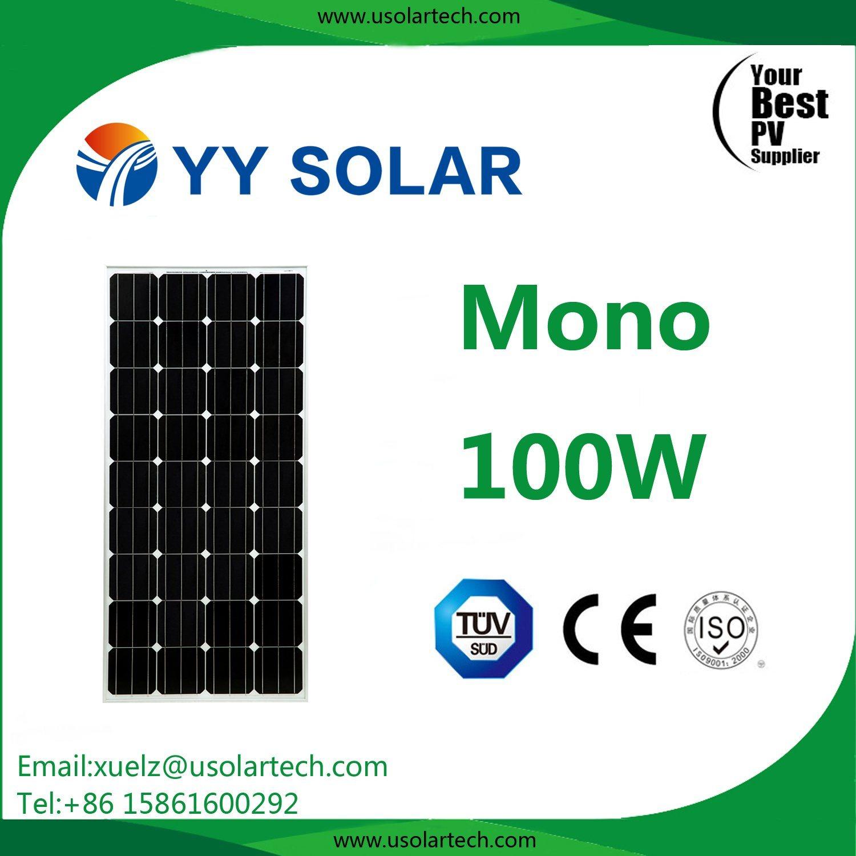 Top Supplier High Efficiency Solar Panel 100W 150W 250W 300W