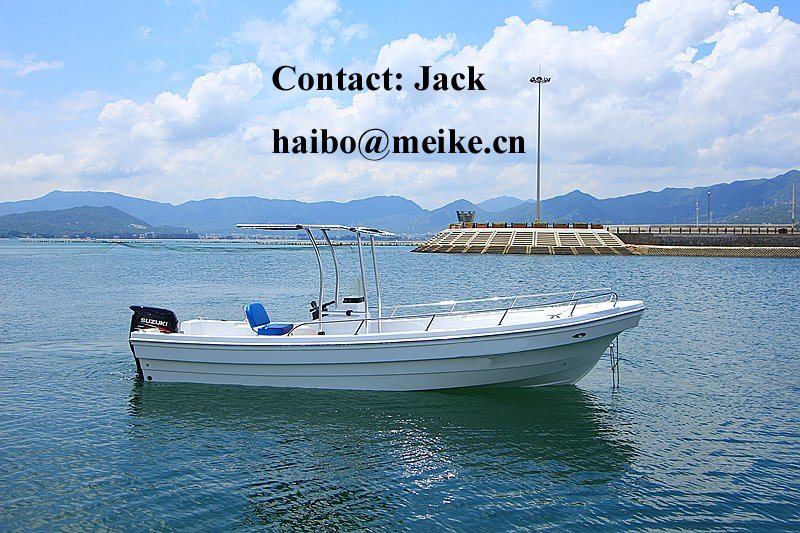 26′ FRP Japanese Fishing Boat Hangtong Factory-Direct
