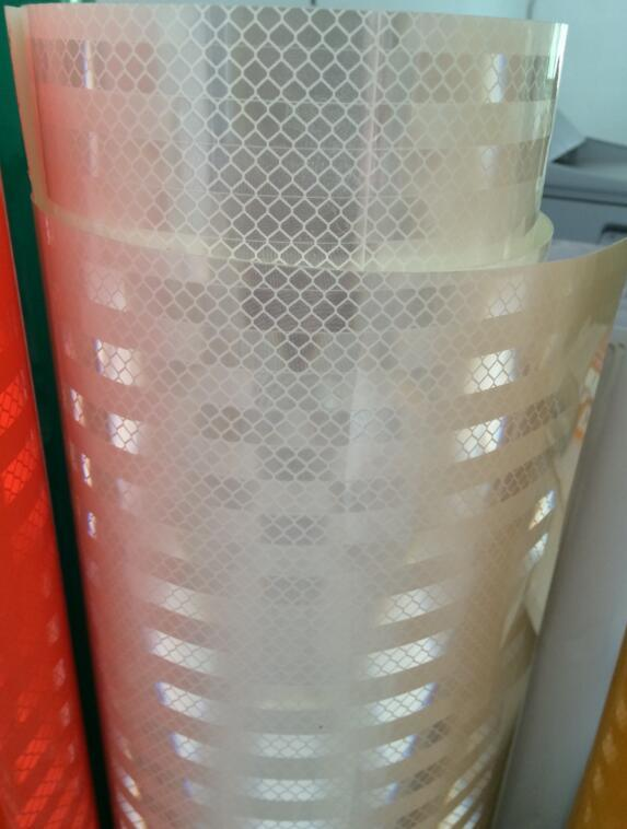 High Intension Micro Prismatic Reflective Film for Car Safety